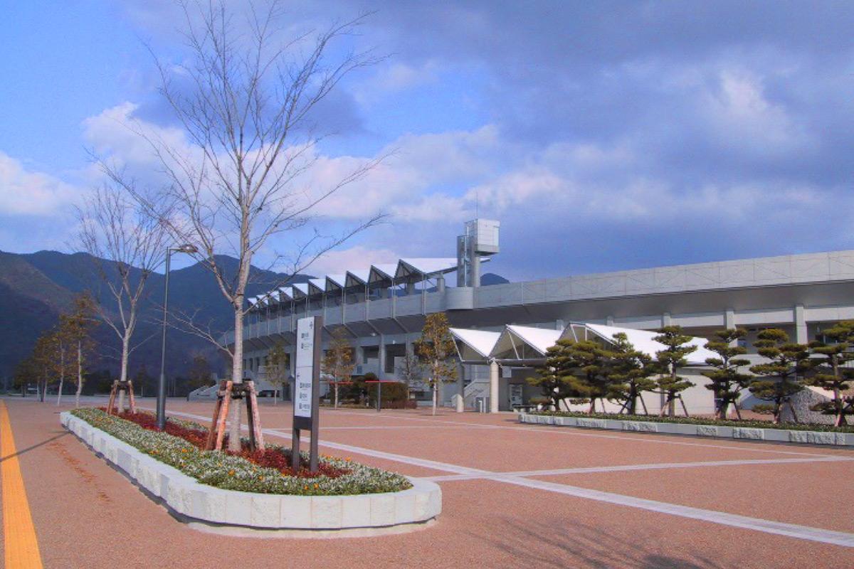 島根県立浜山公園